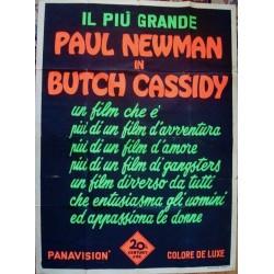 Butch Cassidy And The Sundance Kid (Italian 4F teaser)