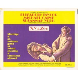 X Y And Zee (Half sheet)