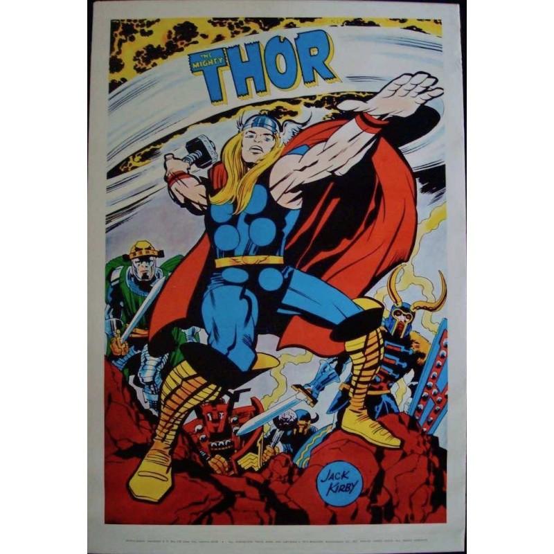Thor Marvelmania (1970)
