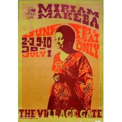 Miriam Makeba - New York 1967