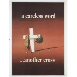 A Careless World Another American Cross (1944 - LB)