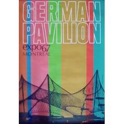 Expo 67 Montreal: German pavilion