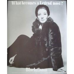 Blackglama Maria Callas (1970)