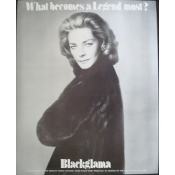 Blackglama Lauren Bacall (1969)