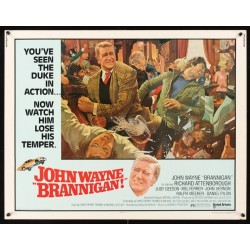 Brannigan (half sheet)