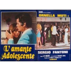 Amante Adolescente (fotobusta set of 8)