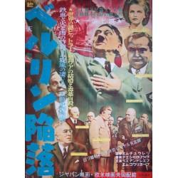 Fall Of Berlin (Japanese B2)