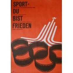 O Sport You Are Peace! (East German)