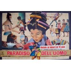 Man's Paradise (Italian 1F)