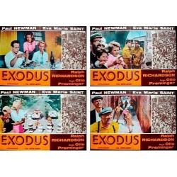Exodus (R76 fotobusta set...