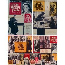 Leon Morin pretre (fotobusta set of 8)