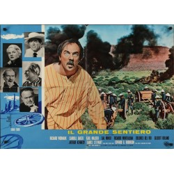 Cheyenne Autumn (Italian 1F set of 4)