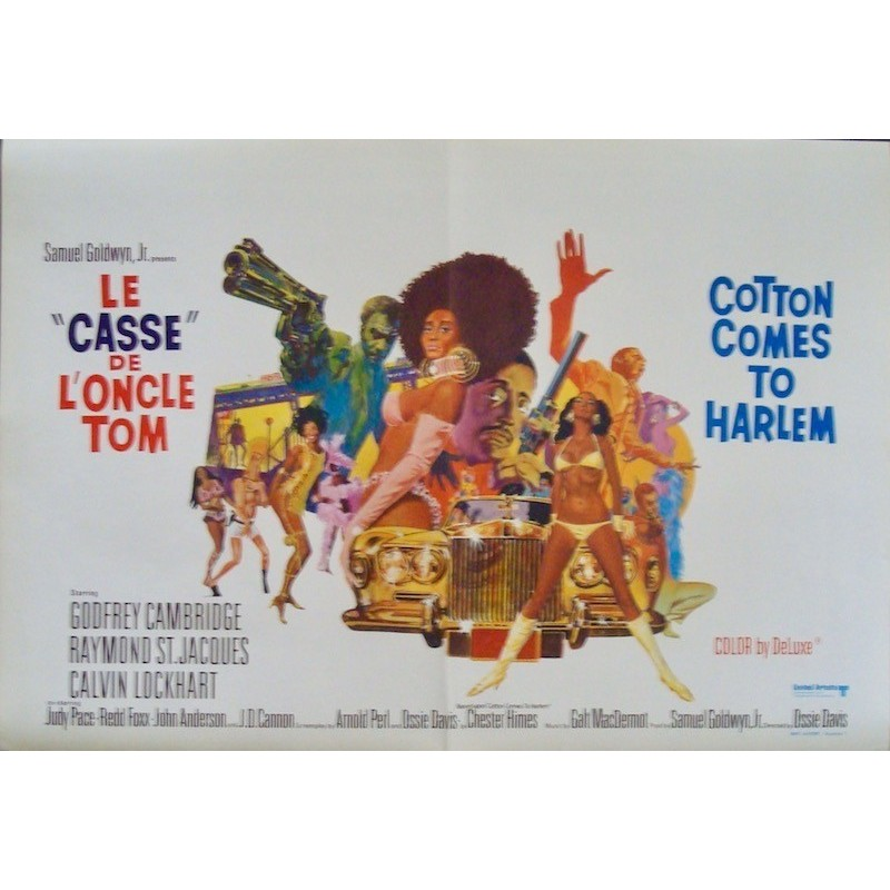 Cotton Comes To Harlem (Belgian)