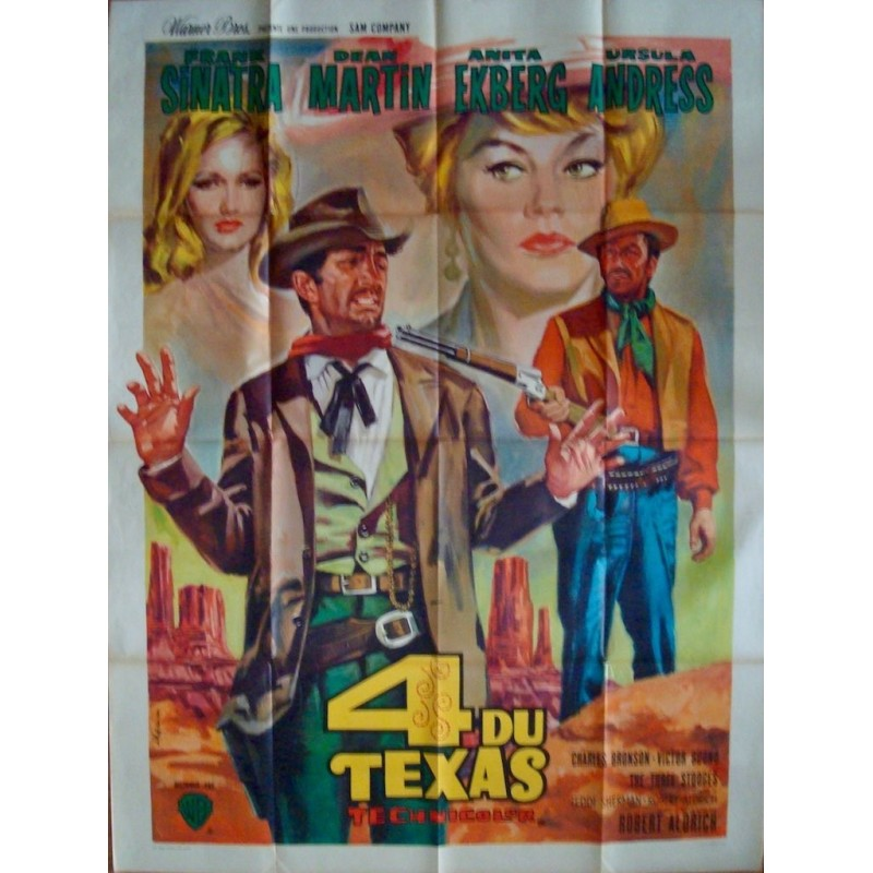 4 For Texas (French)