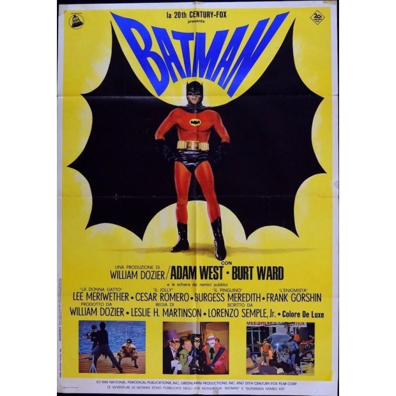 Batman The Movie (Italian 2F)