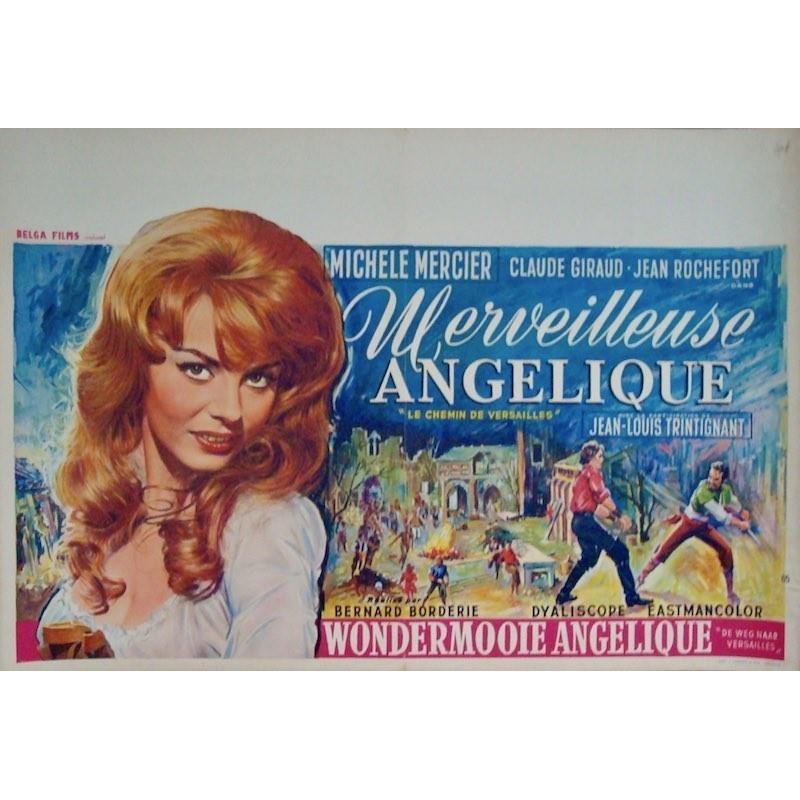 Angelique: Merveilleuse (Belgian)
