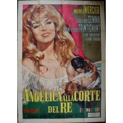 Angelique: Merveilleuse (Italian 4F)