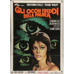 Cold Eyes Of Fear (Italian 2F)