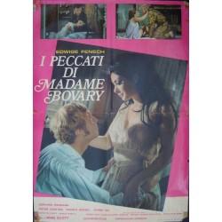 Sins Of Madame Bovary (Italian 1F)