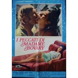 Sins Of Madame Bovary (Italian 1F-2)