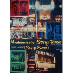 Mademoiselle Strip Tease (Italian 1F)