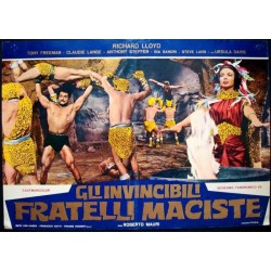 Invincible Brothers Maciste...