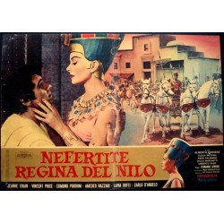 Nefertiti Queen Of The Nile (fotobusta set of 7)