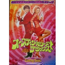 Austin Powers: The Spy Who Shagged Me (Japanese advance)