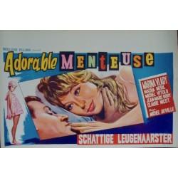 Adorable menteuse (Belgian)
