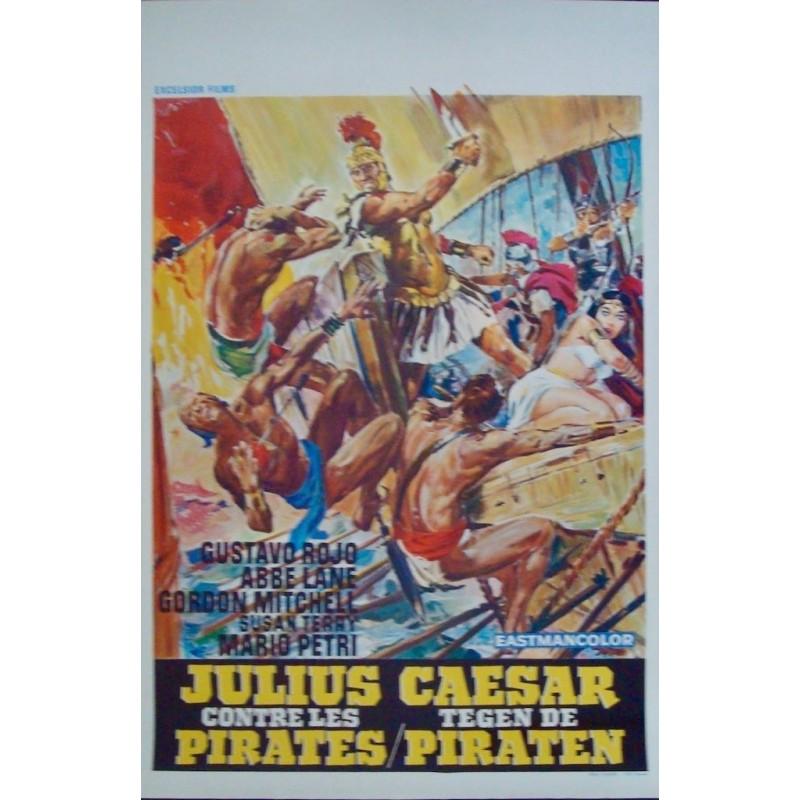 Caesar Against the Pirates (Belgian)