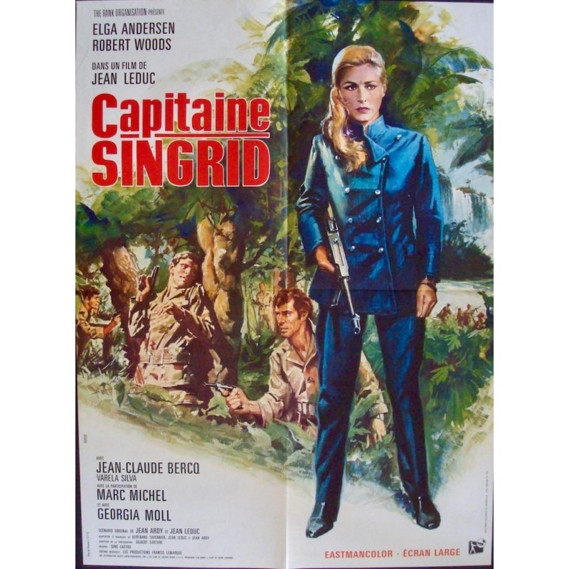 Capitaine Singrid (French)