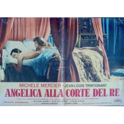 Angelique: Merveilleuse (fotobusta set of 9)