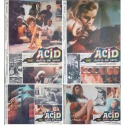 Acid (fotobusta set of 4)