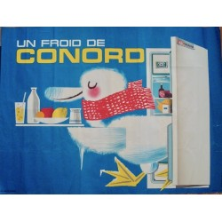 Conord Fridges (1960)