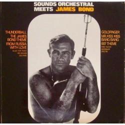 Sounds Orchestral Meets James Bond LP