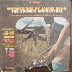 Impressions Of James Bond LP