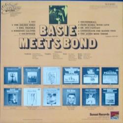 Basie Meets Bond LP