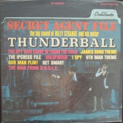 Secret Agent File LP
