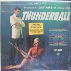 Sleepwalk Guitars Of Dan And Dale LP