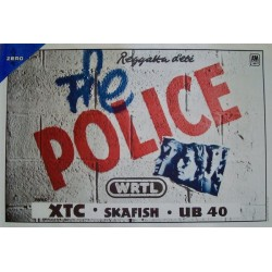 Police - French tour 1979