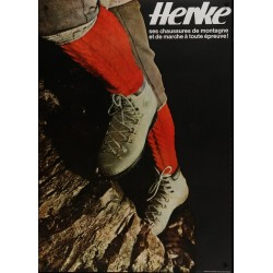 Henke Mountain Footwear (1965)
