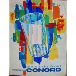 Conord Fridges: Le plaisir du froid