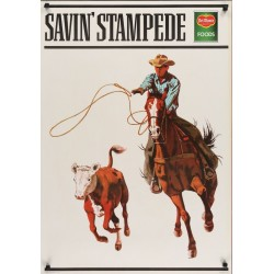 Del Monte Savin Stampede (style A)