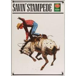 Del Monte Savin Stampede (style B)