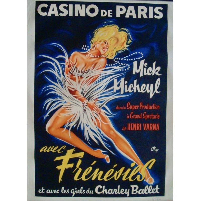 Casino de Paris Frenesies (1963 - LB)