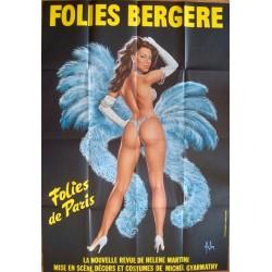 Folies Bergere (1977 Blue)