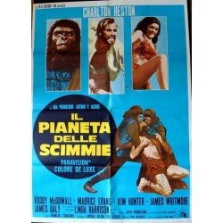Planet Of the Apes (Italian...