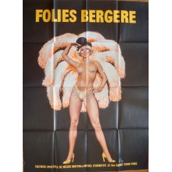 Folies Bergere (1976 Peach)