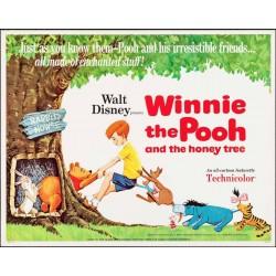Winnie The Pooh And The Honey Tree (half sheet)
