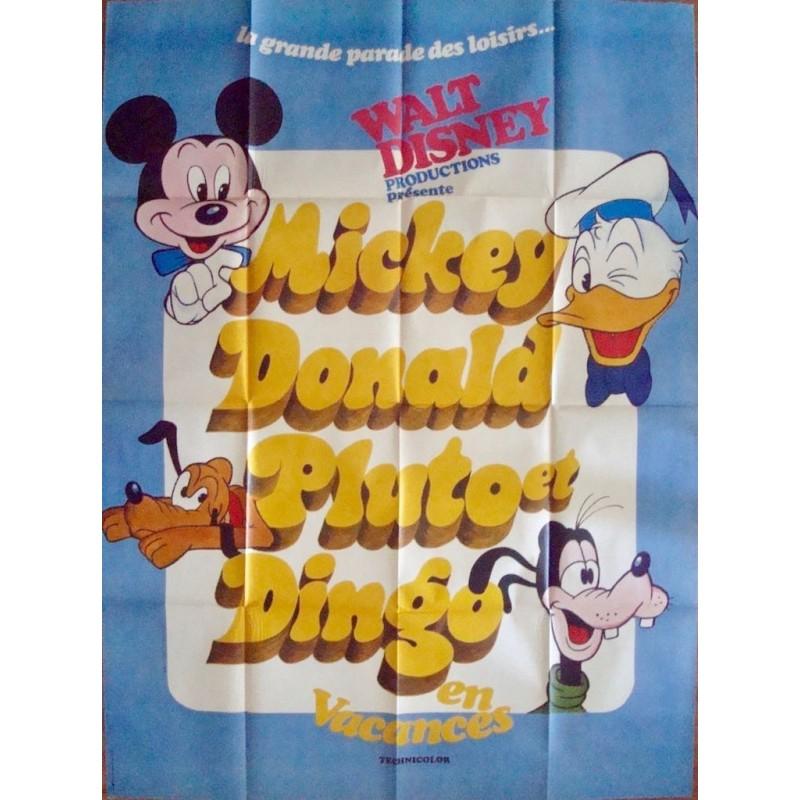 Walt Disney Festival 1974 (French)